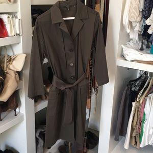 Elie Tahari Trench Dress